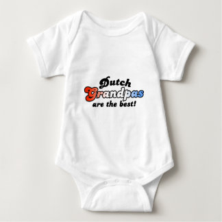 Dutch Grandpas Baby Bodysuit
