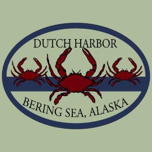 ff6174e63a8 Dutch Harbor Bering Sea Crab Fishing T-Shirt