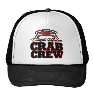 DUTCH HARBOR CRABCREW HATS