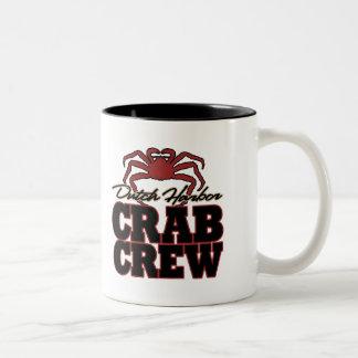 DUTCH HARBOR CRABCREW COFFEE MUGS