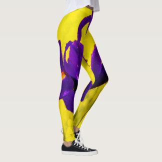 Dutch Iris Leggings