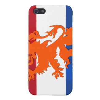 Dutch Lion Netherlands flag Gift iPhone Case iPhone 5/5S Cases