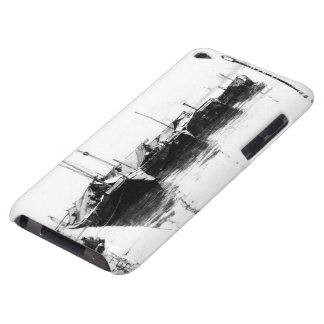 Dutch Market Boats 1888 iPod Touch Covers