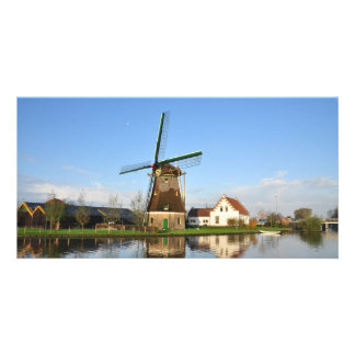 Dutch Mill Card
