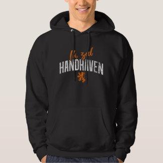 Dutch Motto Hoodie, Ik Zal Handhaven Hoodie