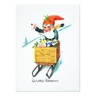 Dutch New Year Gelukkig Nieuwjaar Card