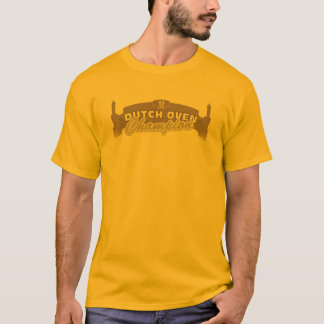 Dutch Oven Champion T-Shirt