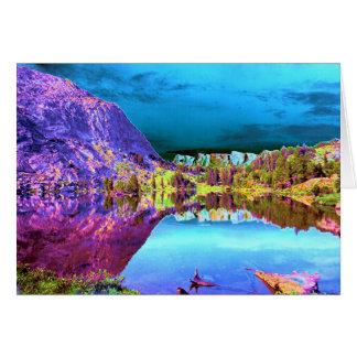Dutch Oven Lake # 1 Card