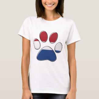 Dutch patriotic cat T-Shirt