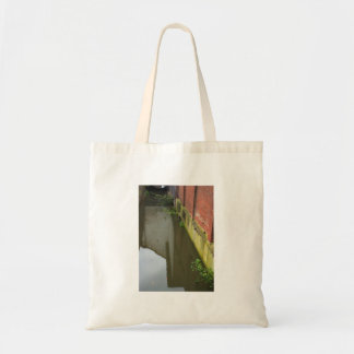Dutch Photograph Canal Gracht Tote Bag