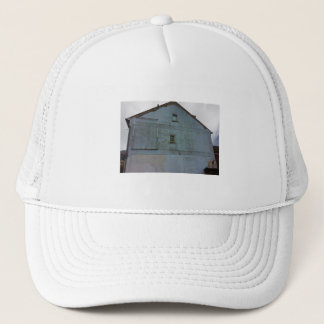 Dutch Photograph Gray Side of Building Trucker Hat