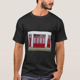 Dutch Photograph Red Doors #50 T-Shirt
