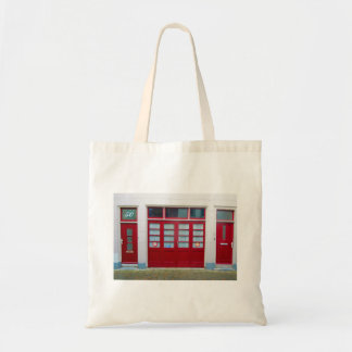 Dutch Photograph Red Doors #50 Tote Bag