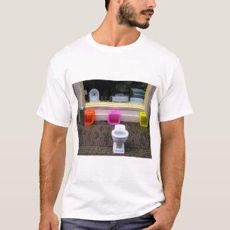 Dutch Photograph Toilet For Sale T-Shirt