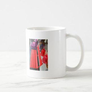Dutch Photograph Window Reflection and Bench Coffee Mug