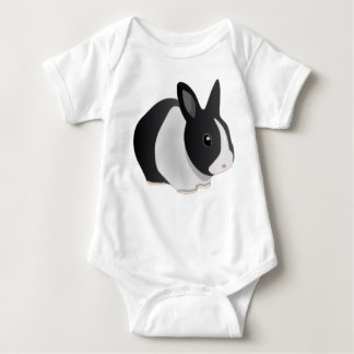 Dutch Rabbit Baby Bodysuit