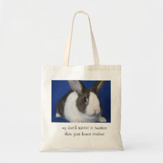 Dutch Rabbit Tote