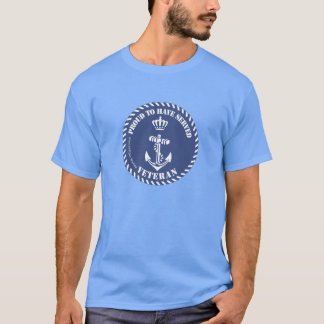 Dutch royal Navy veteran T-Shirt