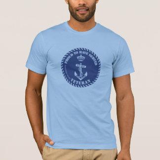 Dutch royal Navy veteran T-Shirt