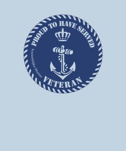 Dutch royal Navy veteran Shirt