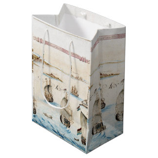 Dutch Ships Harbor Ocean Holland Sea Gift Bag