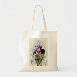 Dutch Tulips Tote Bag