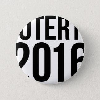 Duterte 2016 6 cm round badge