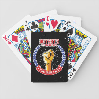 Duterte Bicycle® Poker Playing Cards