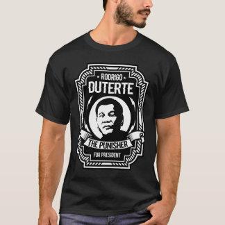 Duterte for President T-Shirt