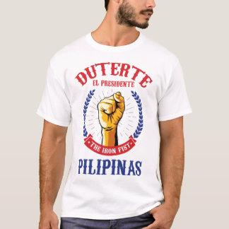 Duterte Philippine President T-Shirt