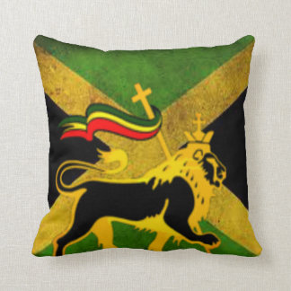 Dutty Tuff Jahmaica Cushion