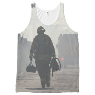 Duty Calls All-Over Print Tank Top