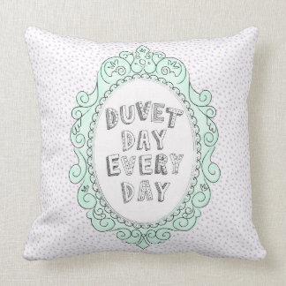Duvet Day Cushion