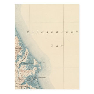 Duxbury, Massachusetts Postcard