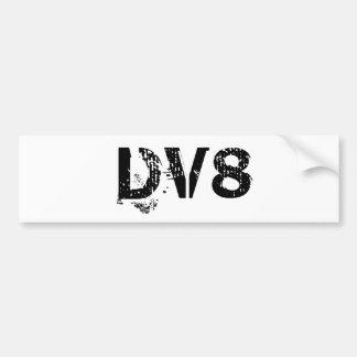DV8 Original Sticker Bumper Sticker