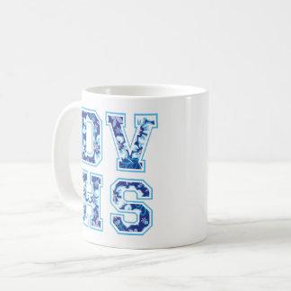 DVHS Hawaiian Mug
