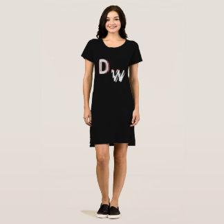 DW Logo Women's Alternative Apparel T-Shirt Dress
