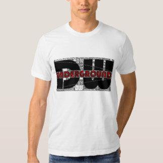 DW underground Word 2 Tshirts