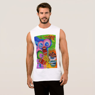 "Dwainizms ""OH NO"" Men's Ultra Cotton Sleeveless T Sleeveless Shirt"