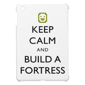Dwarf Fortress Keep Calm and Build a Fortress Item Case For The iPad Mini