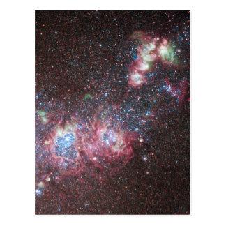 Dwarf Galaxy NGC 4214 Postcard