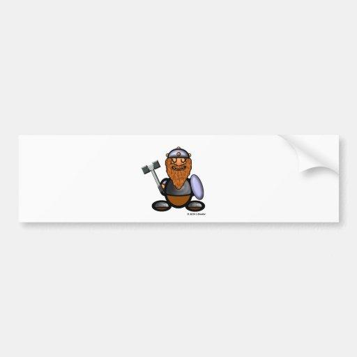 Dwarf (plain) bumper sticker