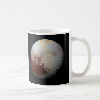 Dwarf Planet Pluto Coffee Mug