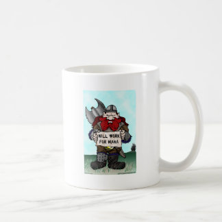 Dwarf: Will Work for Mana Mugs