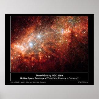 DwarfGalaxy-NGC1569-2004-06a Posters