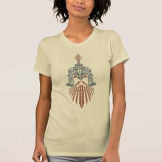 Dwarven Weapons Helmet Icon T-Shirt