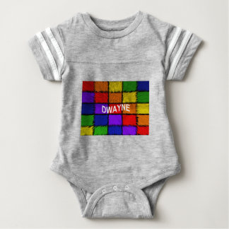 DWAYNE BABY BODYSUIT