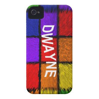 DWAYNE Case-Mate iPhone 4 CASE