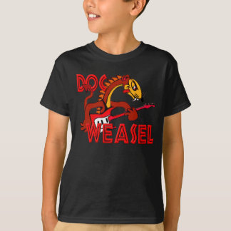 DWB evil weasel logo T-Shirt