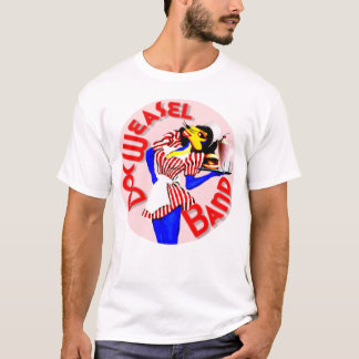 DWB waitress weasel logo T-Shirt